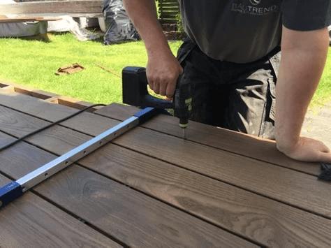 Holzterrassen bauen Köln